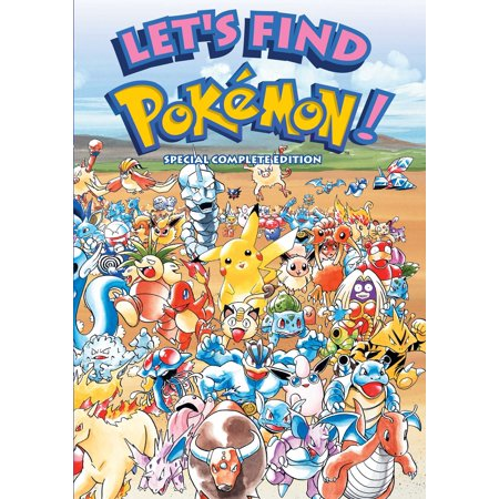 Let's Find Pokemon! Special Complete Edition (2nd edition)](Pokemon Notebook)