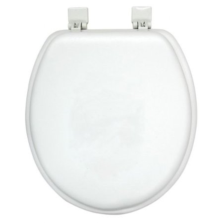 Ginsey Home Solutions Soft Toilet Seat - Padded for Extra Comfort ...