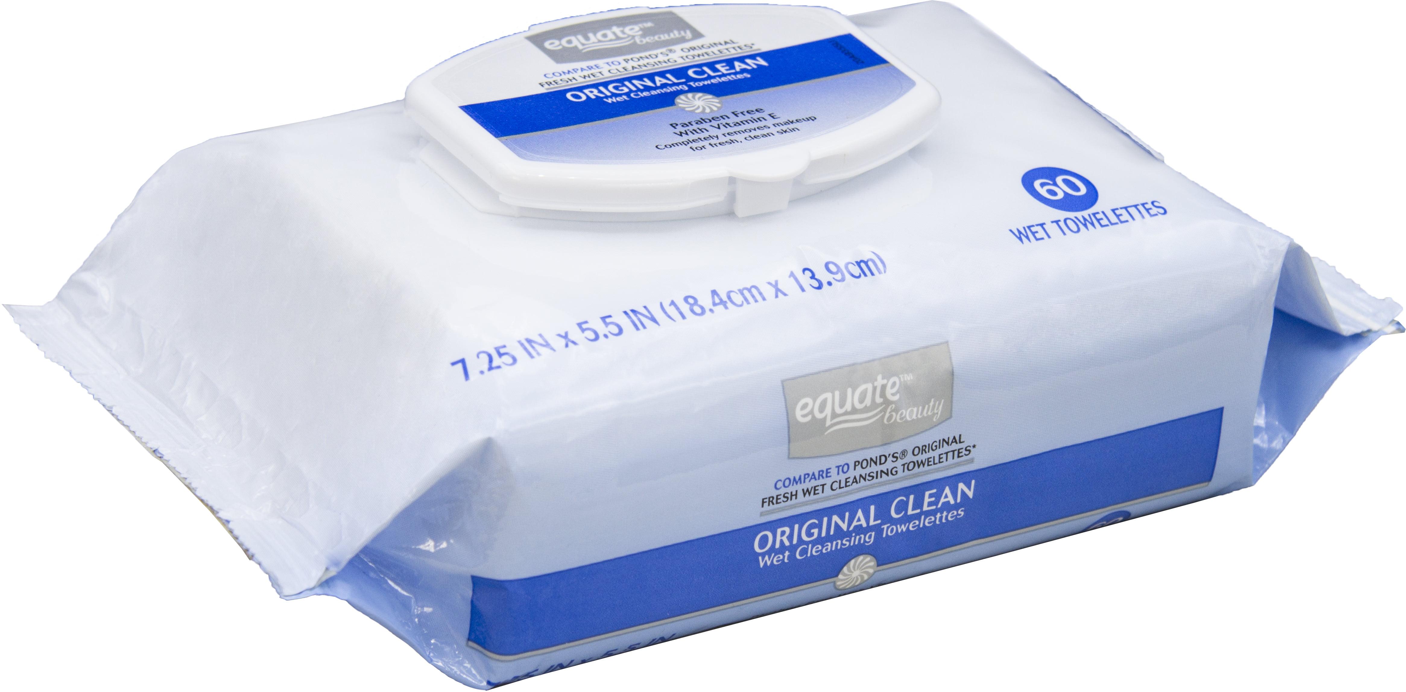 Equate Beauty , (2 Pack) Equate Beauty Original Clean Makeup