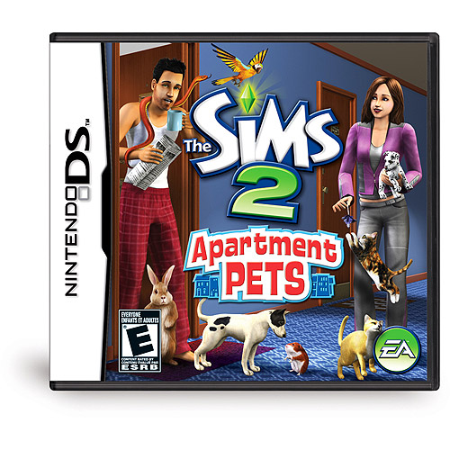 Sims 2: Apartment Pets (DS)
