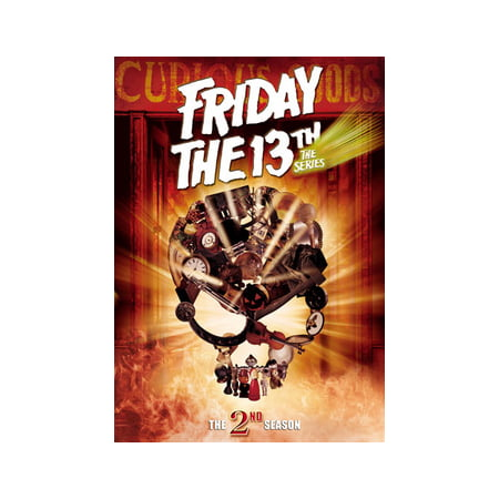 Monster High Friday The 13th (Friday The 13th, The Series: The 2nd Season)