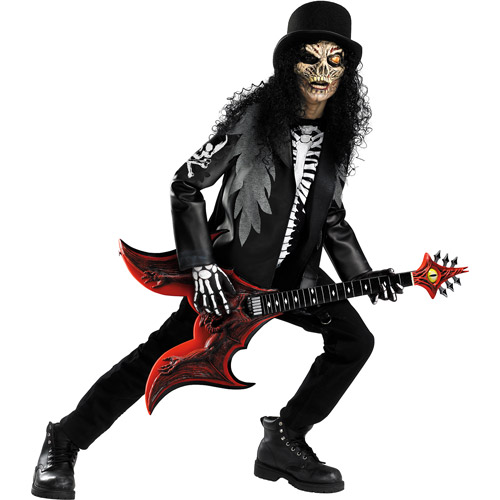Cryptic Rocker Child Halloween Costume