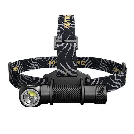 Nitecore HC33 1800 Lumen L-Shape High Performance LED (Performance Tactical Headlamp)