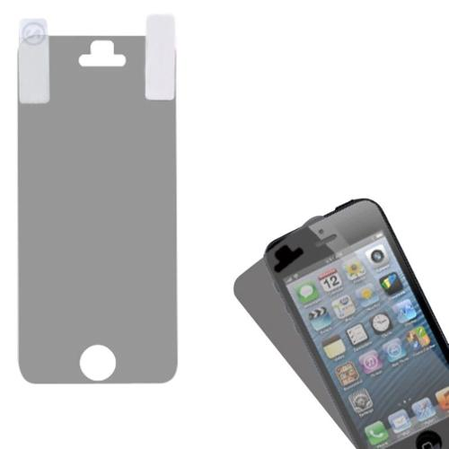 Insten Anti-grease LCD Screen Protector For Apple iPhone SE 5 5C 5S