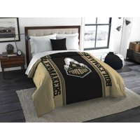 "NCAA Purdue Boilermakers ""Mascot"" Twin or Full Bedding Comforter, 1 Each"
