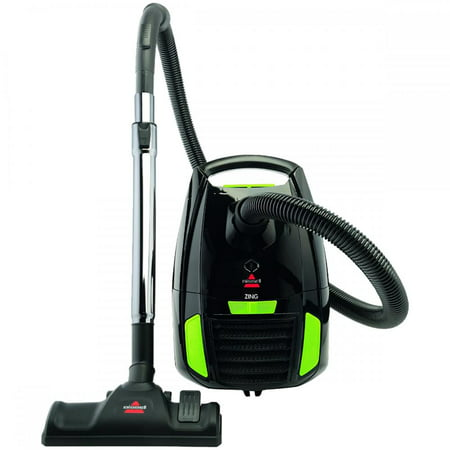 Bis Zing Bagged Canister Vacuum 1668