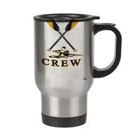 KuzmarK Insulated Stainless Steel Travel Mug 14 oz. - Crew