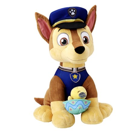 Nickelodeon Easter Greeter Chase Paw Patrol by Gemmy Industries (Easter 2105)
