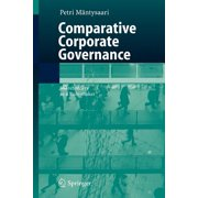 Comparative Corporate Governance : Shareholders as a Rule-Maker