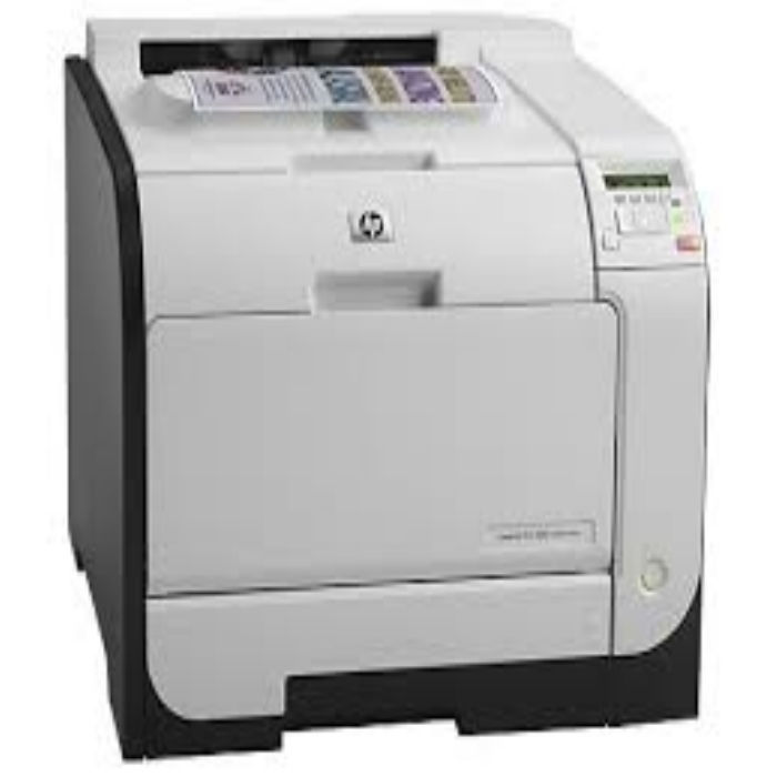 HP Refurbish LaserJet Pro 400 Color M451nw Laser Printer (CE956A) -