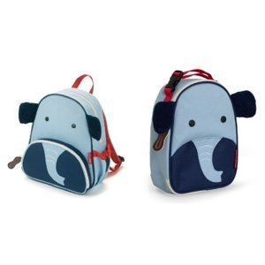 Skip Hop Zoo Little Kid Backpack ELEPHANT