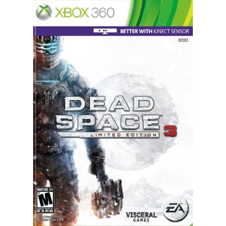 Dead Space 3 Limited, EA, XBOX 360, 014633197235 (Dead Space 3 Best Weapon To Craft)