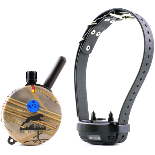 WF-1200 1 Dog E-Collar 1 Mile Waterfowl Hunting Dog Remote Trainer