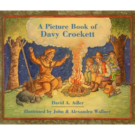 A Picture Book of Davy (Davy Crockett Bear)