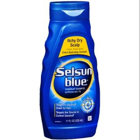 Selsun Blue Shampooing