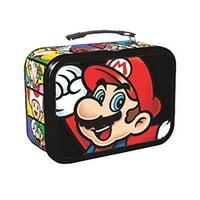 Enterplay Super Mario Assorted Lunchbox Tin- Get Mario or Luigi Tin!