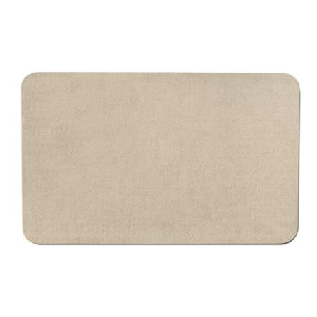 Cream Ivory Carpet (Skid-resistant Carpet Indoor Area Rug Floor Mat - Ivory Cream - 5' X 8' - Many Other Sizes to Choose From)