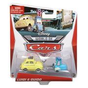 Disney/Pixar Cars Diecast Luigi and Guido Pack