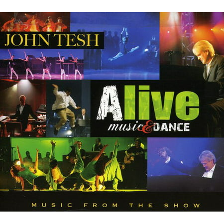 Alive: Music & Dance (CD) - Best Halloween Dance Music