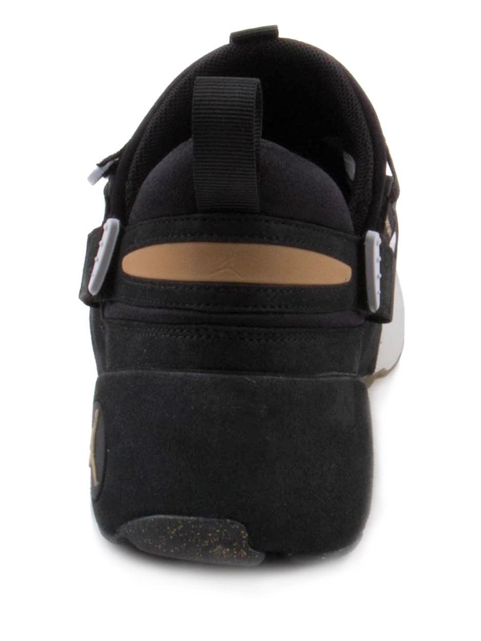 Nike Mens Jordan Trunner LX BHM Black/Gold-White 909408-032