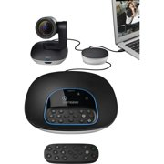 Logitech GROUP Video Conferencing System - 1920 x 1080 Video (Content) - 30 fps