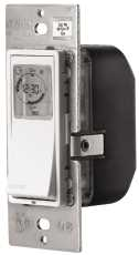 Electronic 24-Hour Timer Switch With Astronomical Clock, Blacklit Lcd, And Led Locator by Leviton