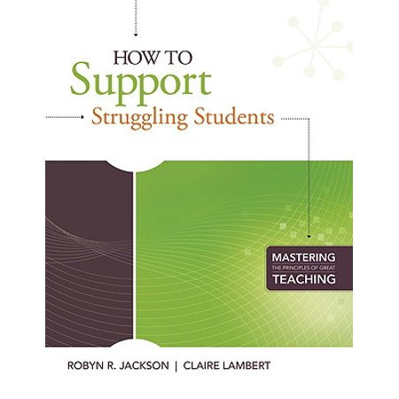 How to Support Struggling (Student Support)