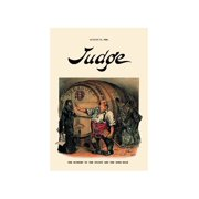 Judge: The Economy of The Spigot And The Bung-Hole Print (Unframed Paper Print 20x30)