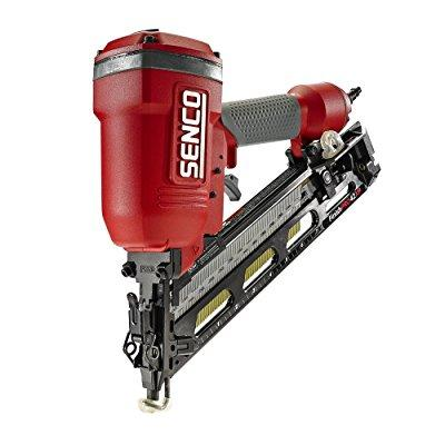SENCO FinishPro 42XP 15 Gauge 1-1 4 to 2-1 2-Inch Finish Nailer with Case by