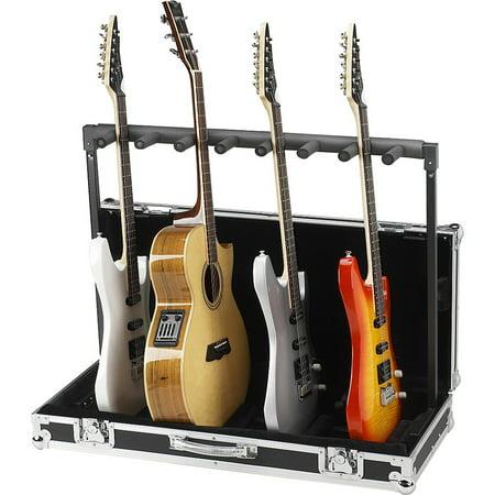 road runner 7 guitar stand flightcase black. Black Bedroom Furniture Sets. Home Design Ideas