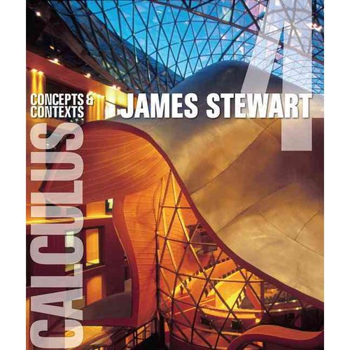 Calculus : Concepts and Contexts, Alternate Edition