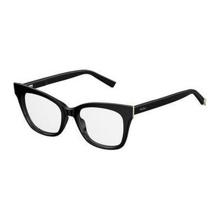 Max Mara MM 1318 Eyeglasses 0807 Black (Max And Mara)