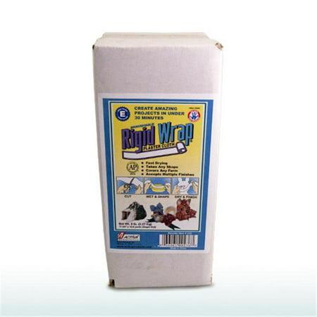 Rigid Wrap 235 20 lbs Plaster Cloth Bulk Pack - image 2 de 2