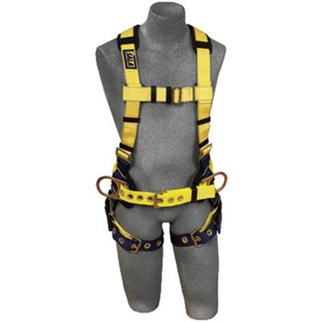 DBI/Sala 098-1101655 Large Construction Veststyle Harness