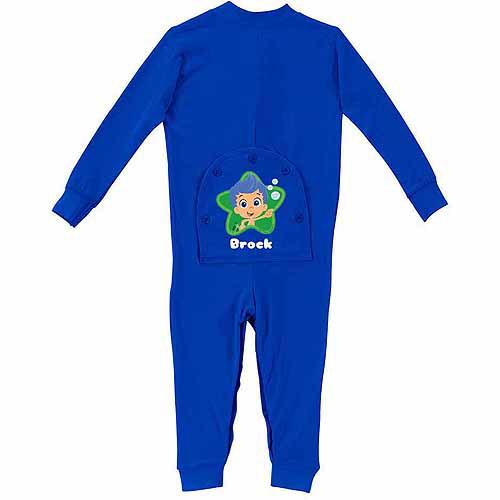 Personalized Bubble Guppies Baby Boy Blue Playwear