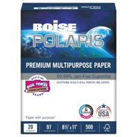 boise polaris copy paper 85 x 11 white 5000 sheets