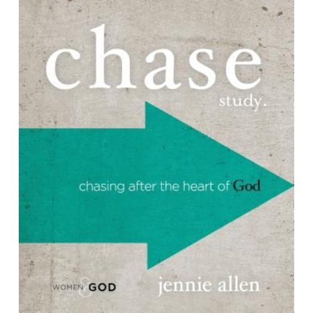 Image of Chase Study. - by Jennie Allen (Paperback)