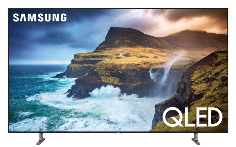 "SAMSUNG 65"" Class 4K Ultra HD (2160P) HDR Smart QLED TV QN65Q70R (2019 Model)"