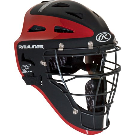 Rawlings Adult Velo Series Catchers Helmet ()