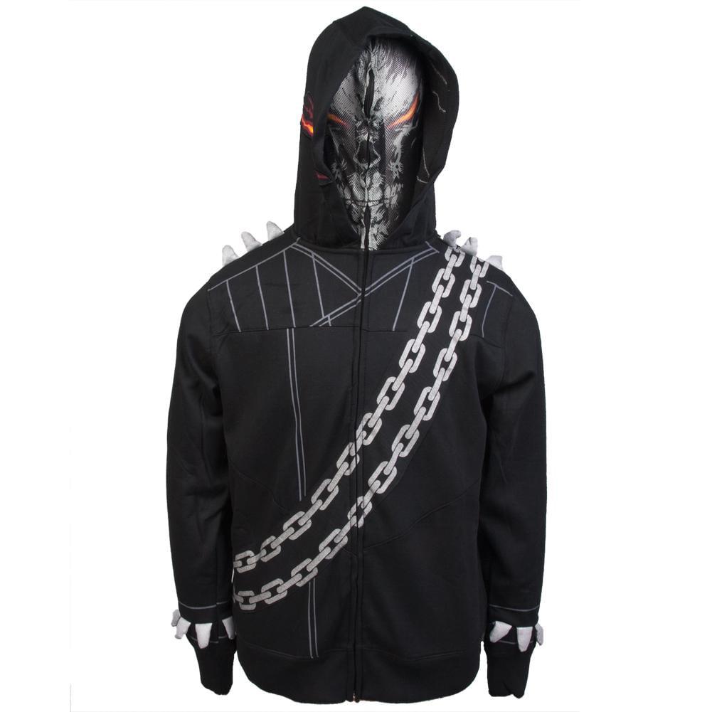 Old Glory Ghost Rider - Ghostoo Ridoo Costume Zip Hoodie