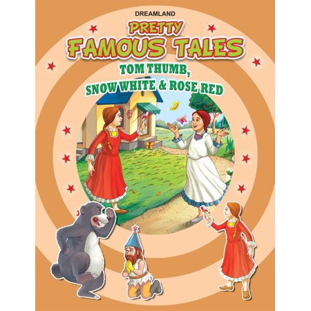Tom Thumb Shank (Tom Thumb AND Snow white & Rose Red - eBook )