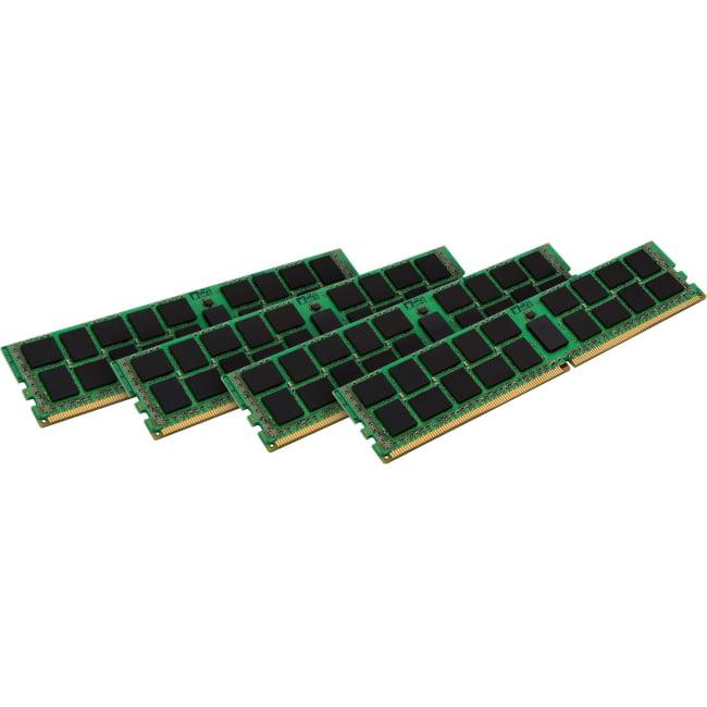 64Gb 2400Mhz Ddr4 Dimm (Kit Of 4) 2Rx8