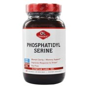 Olympian Labs - Phosphatidylserine 100 mg. - 60 Softgels
