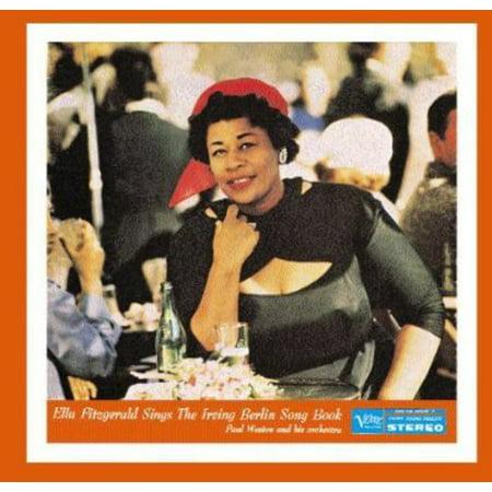 Sings The Irving Berlin Song Book (CD)