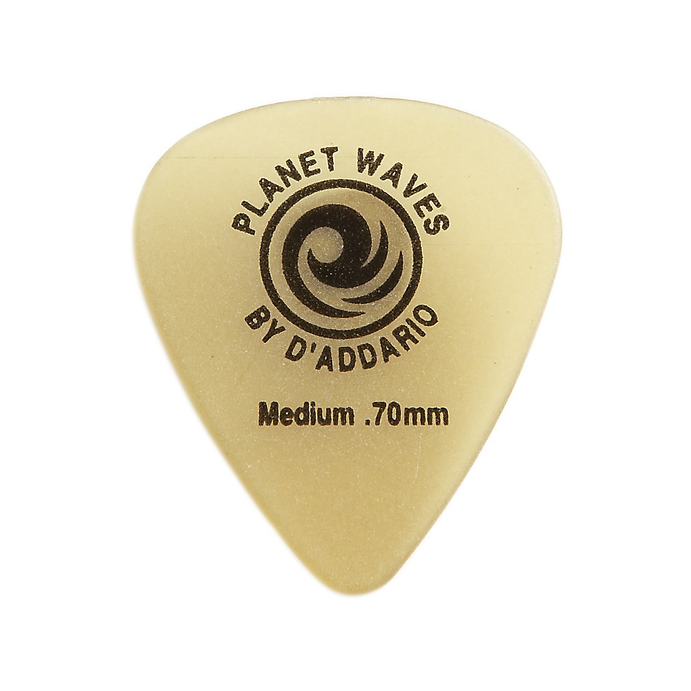 D'Addario Planet Waves Cortex Guitar Picks Medium 25 Pack by D'Addario Planet Waves