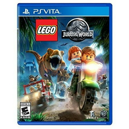 LEGO Jurassic World, WHV Games, PS Vita, (Best Games To Play On Ps Vita)