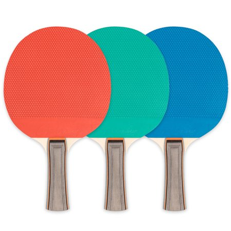 TABLE TENNIS PADDLE RUBBER WOOD (Best Table Tennis Paddle Rubber)