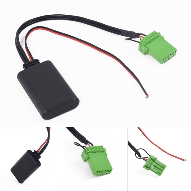 Bluetooth Interface Adapter Music AUX In Module For Acura
