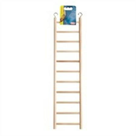 Lw Wooden Ladder - 11 Steps - Step Wooden Ladder