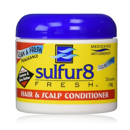 Ddi Sulfur 8 Fresh Hair And Scalp Conditioner (pack Of 12)